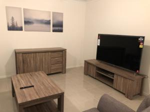 A television and/or entertainment center at Apple House Tarneit North