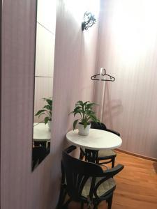 Ванная комната в Kutuzov House on Kutuzovsky prospekt