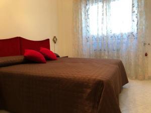 Letto o letti in una camera di Dimora del '500 -City Apartment San Vito