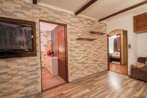 Łazienka w obiekcie Apartament Słoneczna