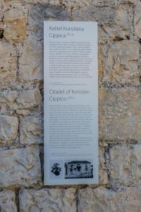 Certifikát, hodnocení, plakát nebo jiný dokument vystavený v ubytování Town Square Cippico Apartment