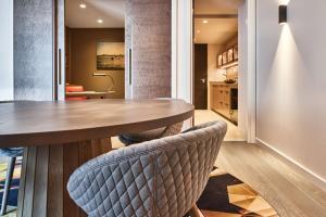 Een badkamer bij Hyatt Regency Amsterdam