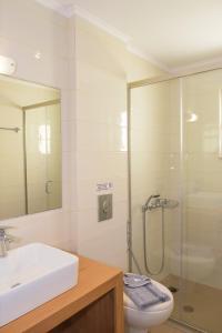 Bagno di Mithos Premium Rooms
