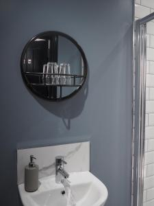 A bathroom at Seaview House Bed and Breakfast