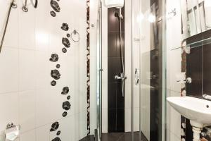 Kúpeľňa v ubytovaní Blue Pearl Hotel - Ultra All - Inclusive