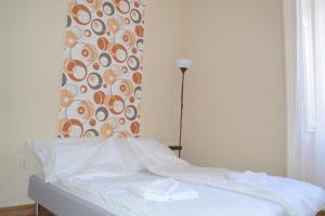 Un ou plusieurs lits dans un hébergement de l'établissement Synagogue Central Guest House