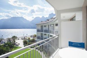 Balcone o terrazza di Residence Casa al Sole