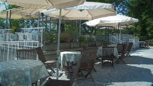 Ресторан / где поесть в Hotel Rondanino