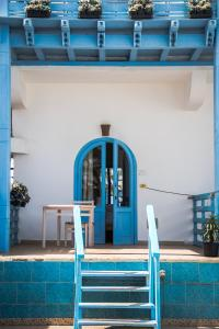 The swimming pool at or near El Primo Hotel Dahab