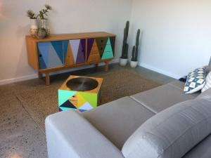 A seating area at G149 - Apt 2