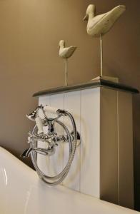 Een badkamer bij AMADIS