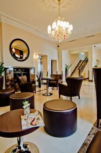 Restaurant ou autre lieu de restauration dans l'établissement Hotel Edward Paddington