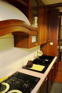 Cucina o angolo cottura di La Giara Bed&Breakfast