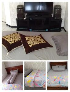 A television and/or entertainment centre at Puri Garden Batu