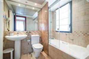 Un baño de Hotel Spa Termes Carlemany