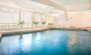 The swimming pool at or near Hotel Pineta