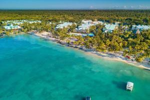 Hilton La Romana All-Inclusive Resort & Water Park Punta Cana с высоты птичьего полета