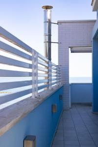 Балкон или терраса в Residence Mareamare