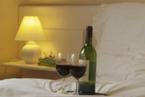 Drinks at Hotel Internos