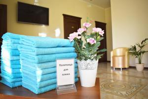 Гостиная зона в Avghust Guest House