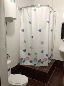 Ванная комната в Resort Kanyon