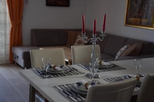 Restaurace v ubytování Apartments Šarić