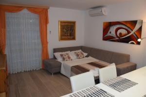 Posezení v ubytování Apartments Šarić