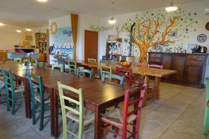 Ristorante o altro punto ristoro di B&B Casa per ferie VillaggioCarovana