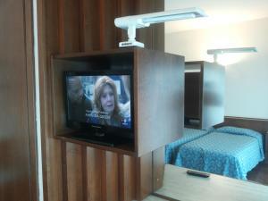 TV o dispositivi per l'intrattenimento presso Grand Hotel Golf