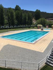 The swimming pool at or near Maruan Heaven