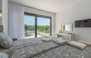 Krevet ili kreveti u jedinici u objektu Villa Bianca