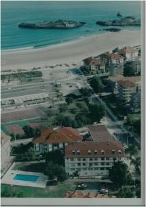 A bird's-eye view of Hotel La Encina