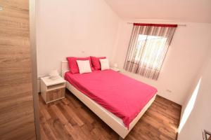 Krevet ili kreveti u jedinici u objektu Apartmani Lukic