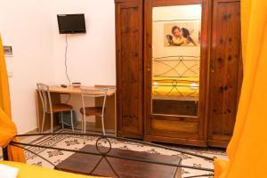 TV o dispositivi per l'intrattenimento presso B&B Favignana