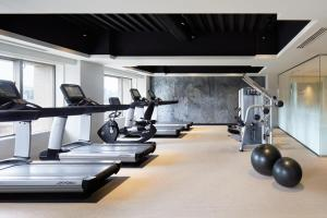 The fitness centre and/or fitness facilities at The Westin Tokyo