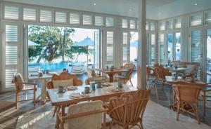 Ein Restaurant oder anderes Speiselokal in der Unterkunft Cape Kudu Hotel, Koh Yao Noi