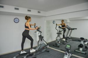 Фитнес-центр и/или тренажеры в Tbilisi Inn