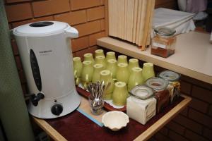 A kitchen or kitchenette at Mildura Plaza Motor Inn