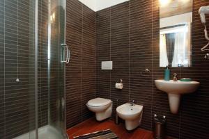 Um banheiro em Clemy In Rome
