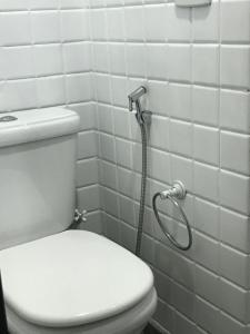 A bathroom at Flat no Resort Lake Side