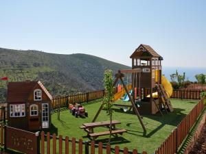 Ο χώρος παιχνιδιού για παιδιά στο Amara Villa