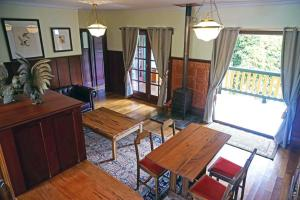 A seating area at Bridgefield Guest House