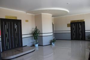 Лобби или стойка регистрации в Отель Плаза