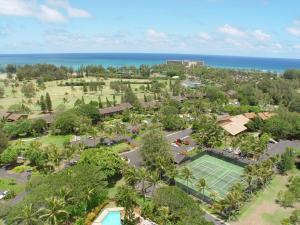 A bird's-eye view of Aloha Nui Loa