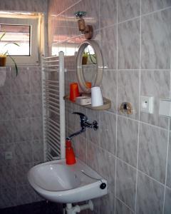 Ванная комната в Ubytovaní Blanka