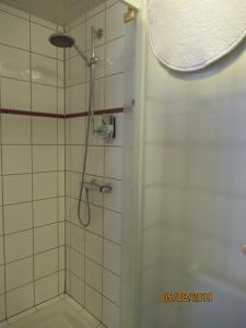 Salle de bains dans l'établissement Cour Sud
