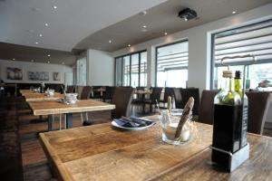 Ресторан / где поесть в ACQUA Strande Yachthotel & Restaurant