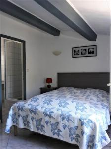 Un ou plusieurs lits dans un hébergement de l'établissement Résidence Les Écureuils