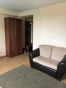 Гостиная зона в Hotel Relax