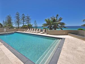 The swimming pool at or near Clubb Coolum Beach Resort